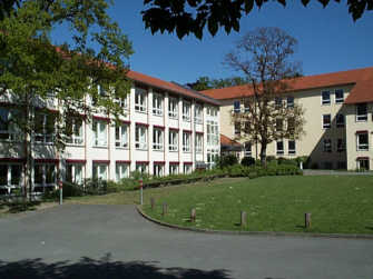Front zum Innenhof