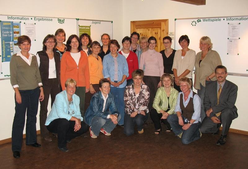 Gruppenbild 2006 in Tambach