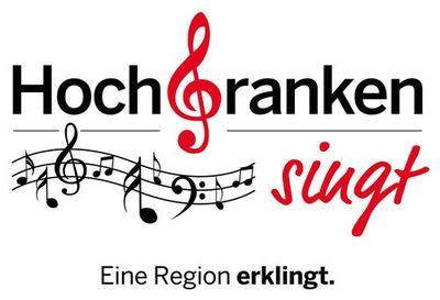 Logo Hochfranken singt